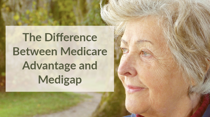 the difference between medicare advantage and medigap