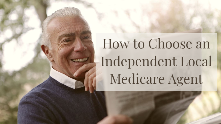 independent local medicare agent