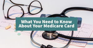 Your medicare card