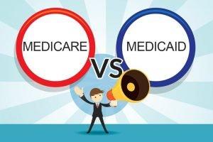 medicare vs. medicaid